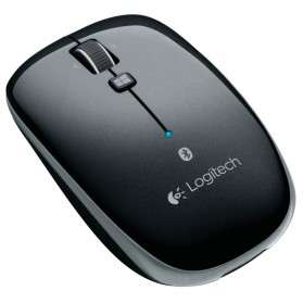 Logitech Freedom Plus Bluetooth Mouse - M557 - Dark Gray - 2