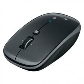 Logitech Freedom Plus Bluetooth Mouse - M557 - Dark Gray - 3