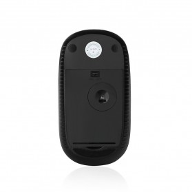 Jelly Comb Super Slim Silent Optical Wireless Mouse 2.4GHz - CP001497 - Black - 7