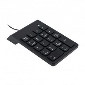 ANENG Numeric Keypad Numpad USB - K24 - Black - 8