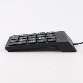 ANENG Numeric Keypad Numpad USB - K24 - Black - 9