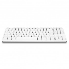 Xiaomi Mechanical Keyboard TTC Red Switch - White