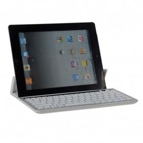 Aluminum Bluetooth Keyboard 3.0 for Tablet PC - LA-KBT651 - Black
