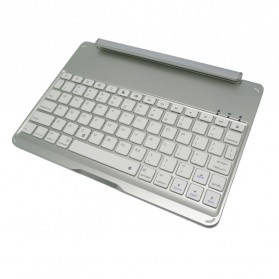 Lapara Mobile Bluetooth Keyboard for iPad Air - LA-KBT-901A - Silver
