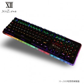 Remax Mechanical Gaming Keyboard - XII-J566 - Black