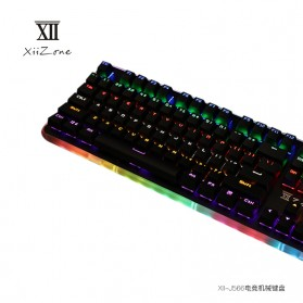 Remax Mechanical Gaming Keyboard - XII-J566 - Black - 4