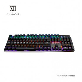 Remax Mechanical Gaming Keyboard - XII-J588 - Black - 2