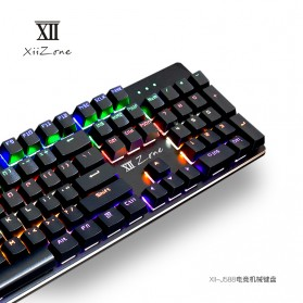 Remax Mechanical Gaming Keyboard - XII-J588 - Black - 3