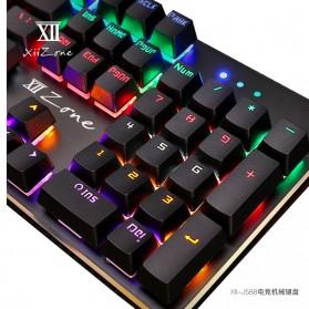 Remax Mechanical Gaming Keyboard - XII-J588 - Black - 5