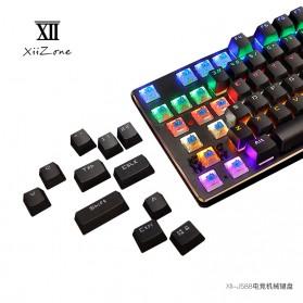Remax Mechanical Gaming Keyboard - XII-J588 - Black - 8