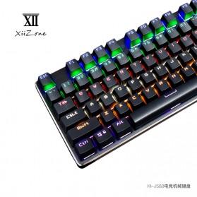 Remax Mechanical Gaming Keyboard - XII-J588 - Black - 9