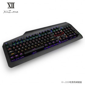 Remax Mechanical Gaming Keyboard - XII-J599 - Black