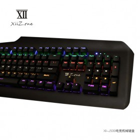 Remax Mechanical Gaming Keyboard - XII-J599 - Black - 4