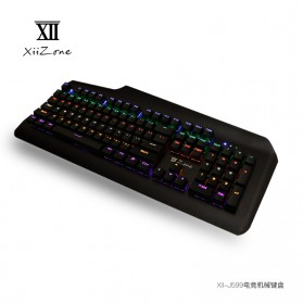 Remax Mechanical Gaming Keyboard - XII-J599 - Black - 7