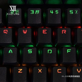 Remax Mechanical Gaming Keyboard - XII-J599 - Black - 9