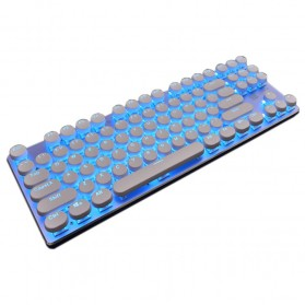Remax Mechanical Gaming Keyboard - XII-J590 - White
