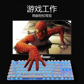 Remax Mechanical Gaming Keyboard - XII-J590 - White - 4