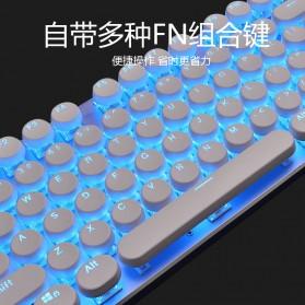 Remax Mechanical Gaming Keyboard - XII-J590 - White - 6