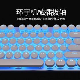 Remax Mechanical Gaming Keyboard - XII-J590 - White - 7