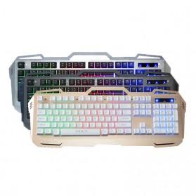 IMICE AK-400 Gaming Keyboard LED - Black - 3