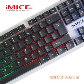IMICE AN-300 Gaming Keyboard LED - Black - 3