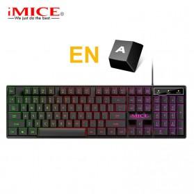 iMice Gaming Keyboard RGB Backlit - AK-600 - Black - 2