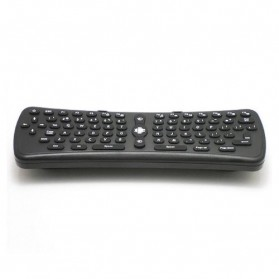 Air Mouse Keyboard Wireless 2.4Ghz Gyroscope - Black - 2
