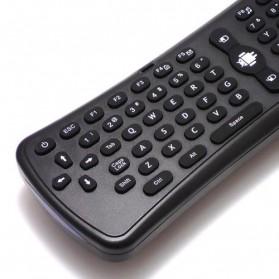 Air Mouse Keyboard Wireless 2.4Ghz Gyroscope - Black - 3