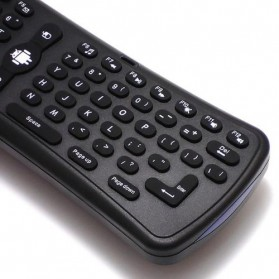 Air Mouse Keyboard Wireless 2.4Ghz Gyroscope - Black - 4