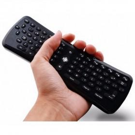 Air Mouse Keyboard Wireless 2.4Ghz Gyroscope - Black - 7