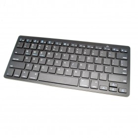 ROVTOP Keyboard Bluetooth Portable - BK3001 - Black