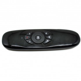 Mini Wireless Air Mouse Keyboard 2.4GHz - Black - 3