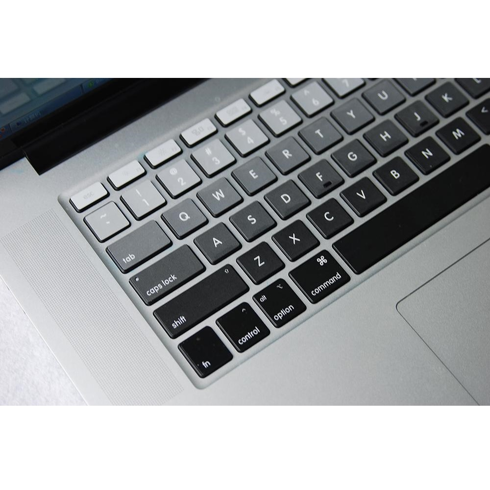 Us English Big Font Size Layout Sticker For Keyboard