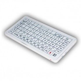 Mini Bluetooth Keyboard with Laser Pointer