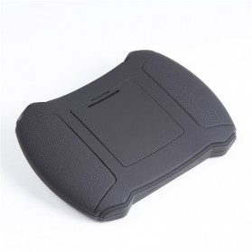 EastVita Keyboard Genggam Wireless dengan Touch Pad - V6 - Black - 4