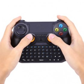 DOBE Keyboard Gamepad Wireless dengan Touch Pad -  TI-501 - Black - 2