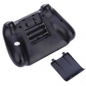 DOBE Keyboard Gamepad Wireless dengan Touch Pad -  TI-501 - Black - 6