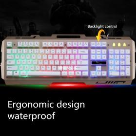 Leopard G700 Gaming Keyboard LED - Black - 3