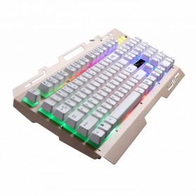 Leopard G700 Gaming Keyboard LED - Black - 4
