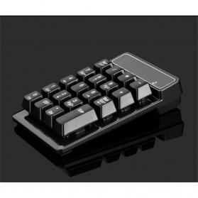 AVATTO Keypad Numeric Wireless dengan Numpad Triple Nol 2.4GHz - 171003 - Black - 5