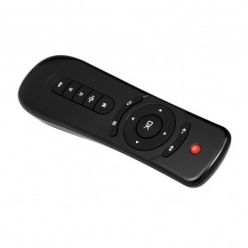 Mini Wireless Air Mouse 6 Axis Gyroscope 2.4GHz for Android TV Box - T2 - Black - 4