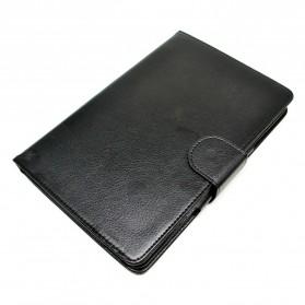 Bluetooth Keyboard with Leather Case for iPad Mini / Mini 2 Retina - Black - 3