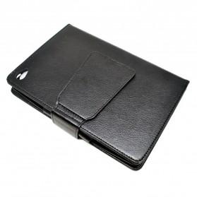 Bluetooth Keyboard with Leather Case for iPad Mini / Mini 2 Retina - Black - 4