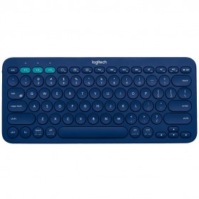 Logitech Multi-Device Bluetooth Keyboard - K380 - Blue