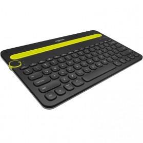 Logitech Bluetooth Multi Device Keyboard - K480 - Black - 3