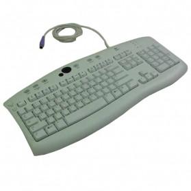 Logitech Access Keyboard - Y-SR34 - White