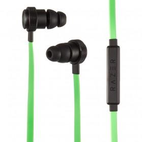Razer Hammerhead Pro V2 Earphone with Microphone - Black/Green - 5