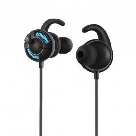 Somic G618 Pro Bluetooth Gaming Earphone HiFi dengan Detachable Mic - Black - 2