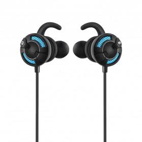 Somic G618 Pro Bluetooth Gaming Earphone HiFi dengan Detachable Mic - Black - 4