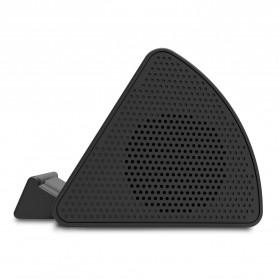 Smalody Wireless Portable Speaker Induksi Amplifier with Smartphone Stand - SL-30 - Black - 3